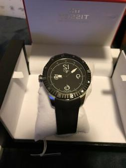 Tissot T-Navigator Automatic Black Dial Mens Watch T06243017