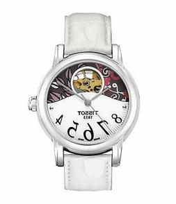 Tissot T0502071603700 Lady Heart 35MM Women's Automatic Whit