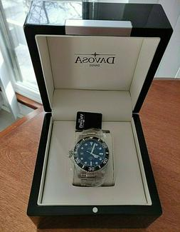 DAVOSA TERNOS - 42mm Professional Divers Automatic Watch - 1