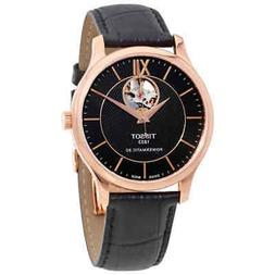 Tissot Tradition Automatic Black Dial Men's Watch T063.907.3