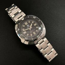 Turtle Watch Tuna Diver Automatic Mens Watch NH35 Movement 4
