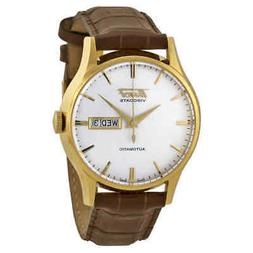 Tissot Visodate Automatic White Dial Men's Watch T0194303603
