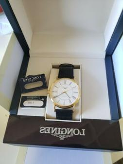 Longines watch men automatic New