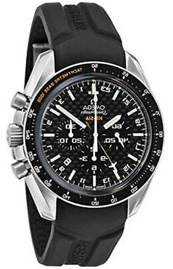 OMEGA Watch Speedmaster HB-SIA Black Dial Co-Axial Automati