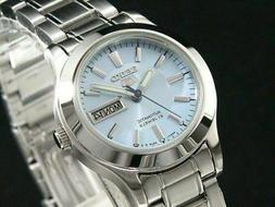 Seiko Women Automatic Watch Analogue Display Stainless Steel