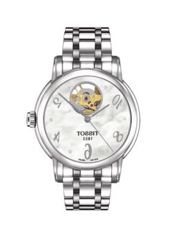 Tissot Women's T0502071111600 Lady Heart Automatic OpenWheel