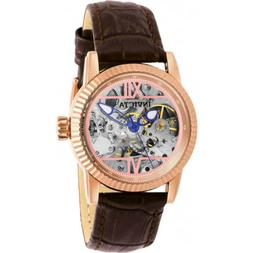 Invicta Women's Watch Objet D Art Automatic Skeleton Dial Br