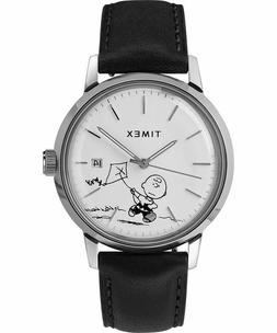 Timex x Peanuts Marlin Automatic Charlie Brown 40mm Leather